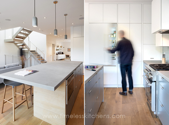 Timeless Kitchens | Custom Kitchen Cabinetry | San Francisco | CONTEMPORARY  | Photo 2