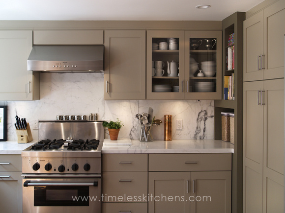 Charmant Timeless Kitchens | Custom Kitchen Cabinetry | San Francisco | TRADITIONAL  | Photo 1